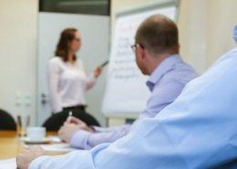 Besprechung bei INFA GmbH